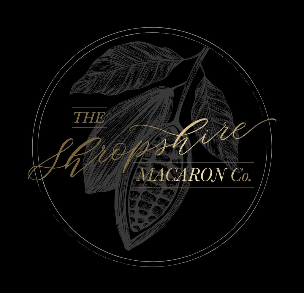 The Shropshire Macaron Co logo round